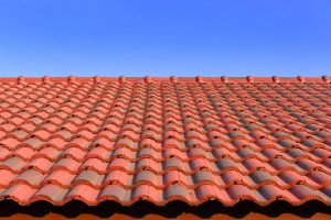 red roofing tiles in birmingham