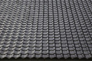 a picture of tiles installed by Birmingham Roofing