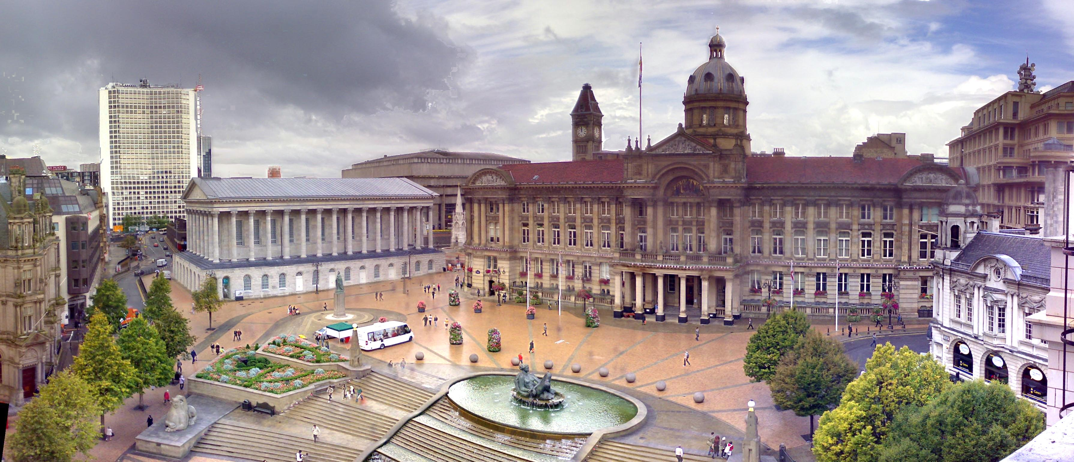 An Introduction To Birmingham
