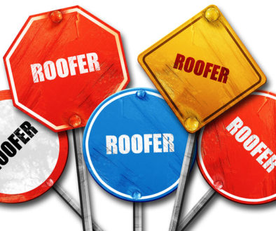 a picture of a roofer in birmingham