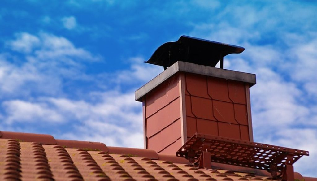 picture of a roof repair service